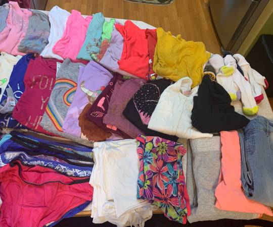 Photo Teen to young adult female clothes - $300 (andover)