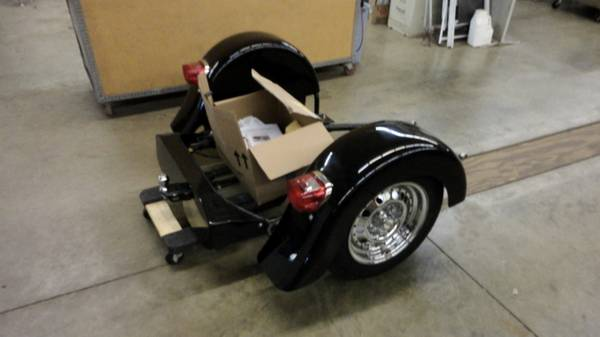 Photo Voyager Trike kit - $1,500 (Northfield)