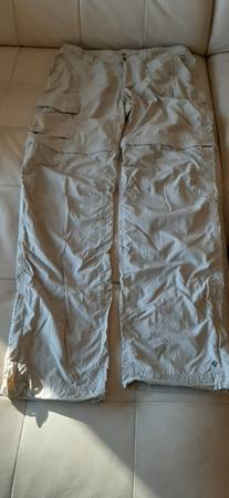 Photo Women39s Columbia Pants Omni-Shade Size 10 LONG - $10 (Independence)
