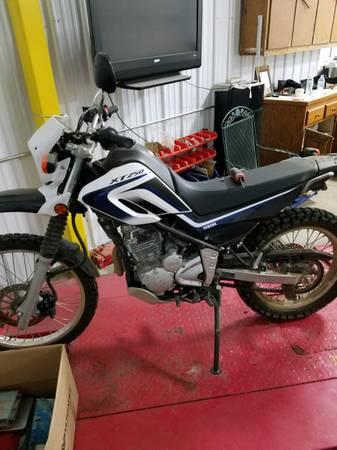 Photo XT 250 Yamaha Enduro - $3,650 (Jeffers)