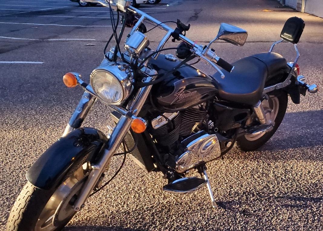 Photo 2001 Honda SABRE V65 $320080.9680.96