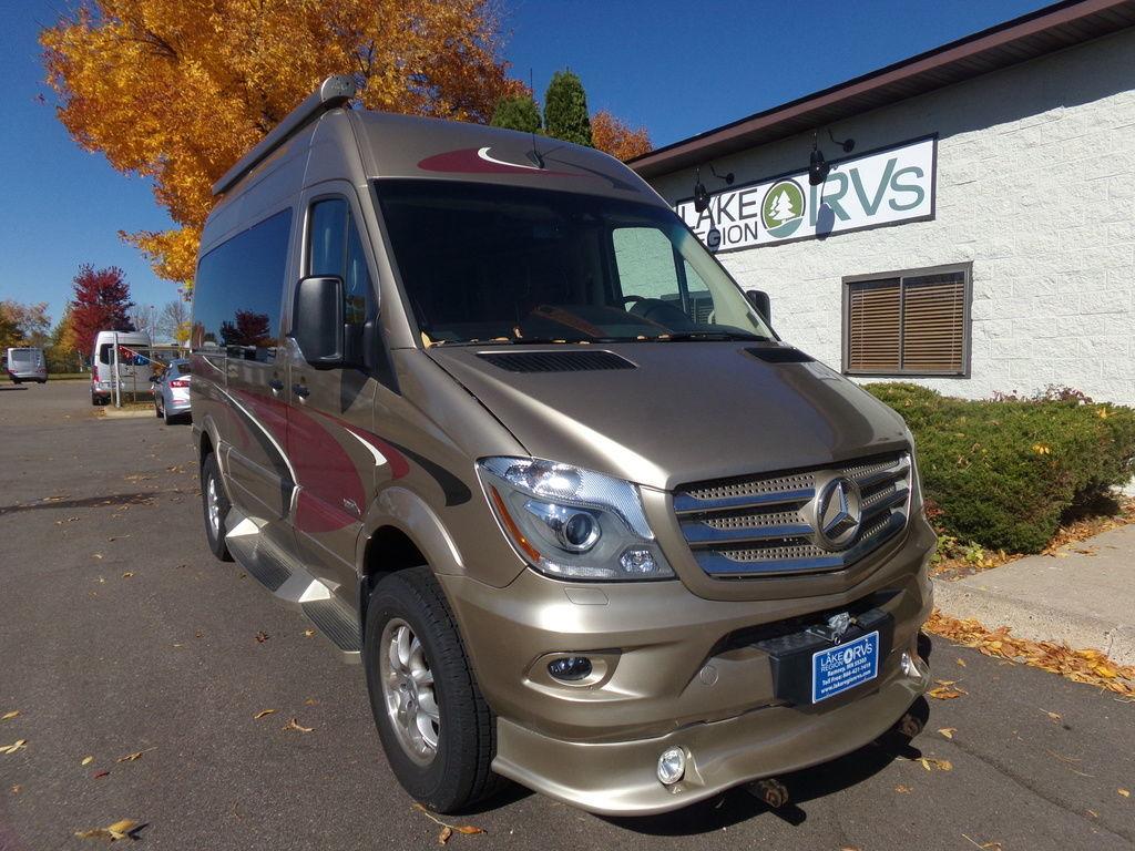 Photo 2016 Midwest Automotive Designs RV Vans Daycruiser 4x4 144 $99995