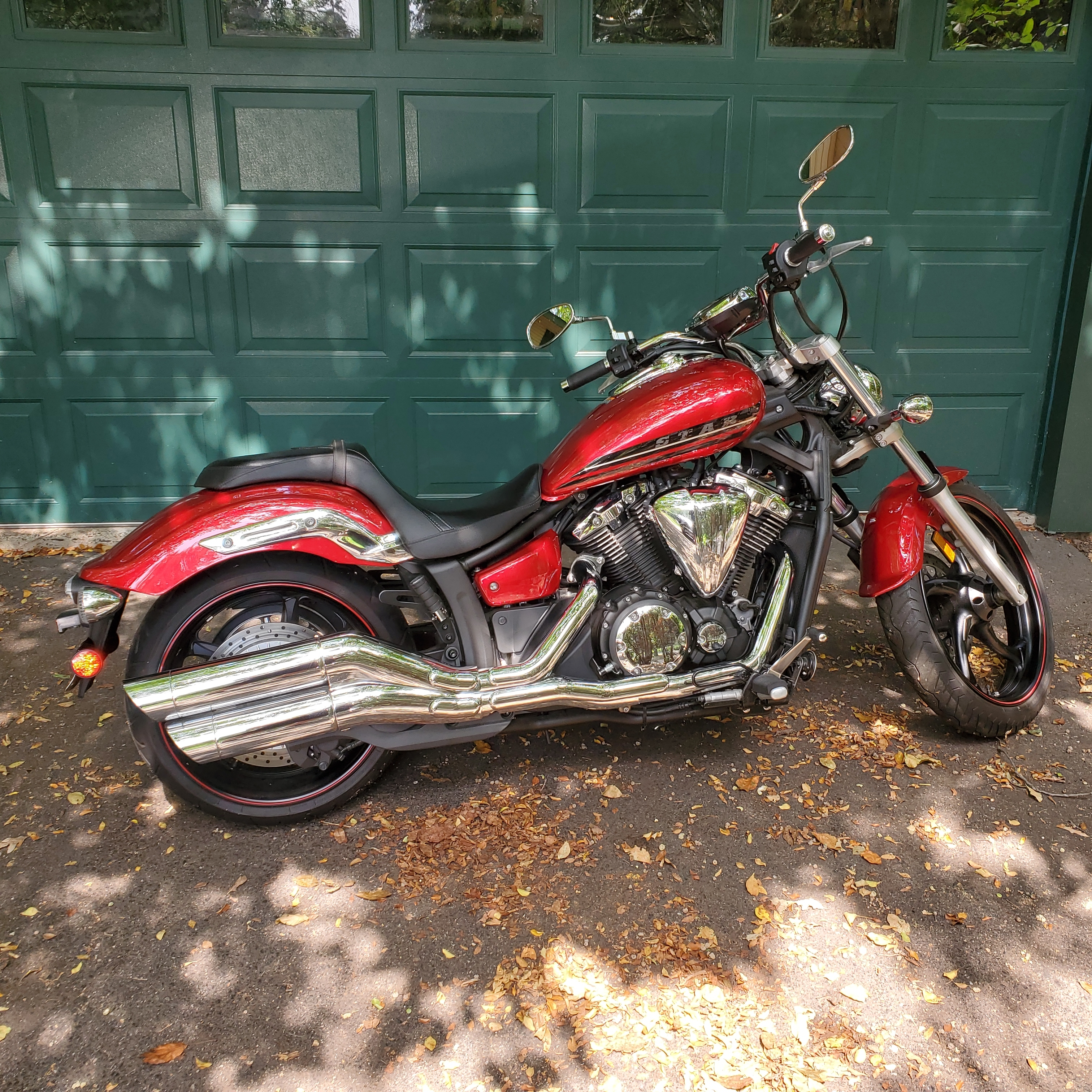 Photo Used 2014 Star Motorcycles Cruiser Motorcycle  $6995