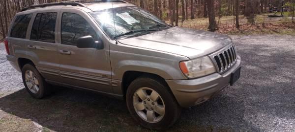 Photo 01 Jeep Grand Cherokee - $2,800 (Hedgesville)