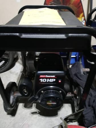 Photo 10 horsepower Coleman Powermate generator - $325 (Bunker Hill)