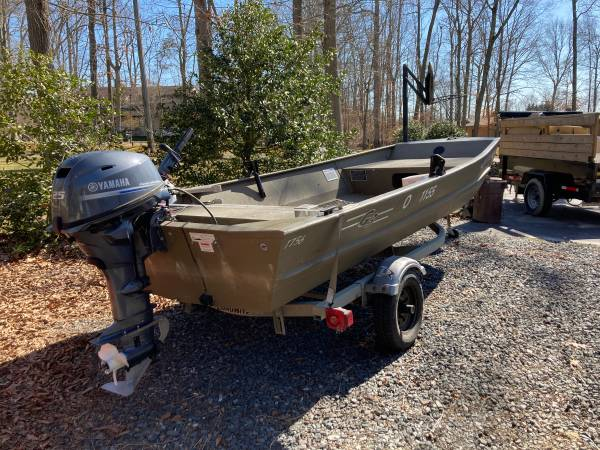Photo 1739 G3 CrabbingFishing Boat - $8,500 (Bel Air)
