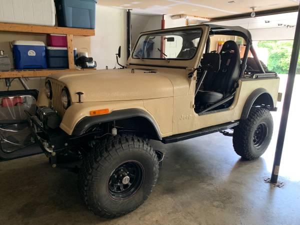 Photo 1983 Jeep CJ-7 - $14,000