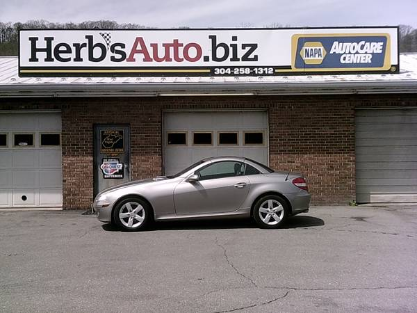 Photo 2006 MERCEDES BENZ 280 SLK - $4995 (BERKELEY SPRINGS WV)