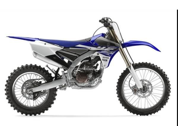 Photo 2015 Yamaha YZ250FX - Like New - $6,500 (Ashburn)