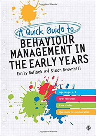 Photo A Quick Guide to Behaviour Management in the Early Years NEW - $15 (Fairfax, VA)