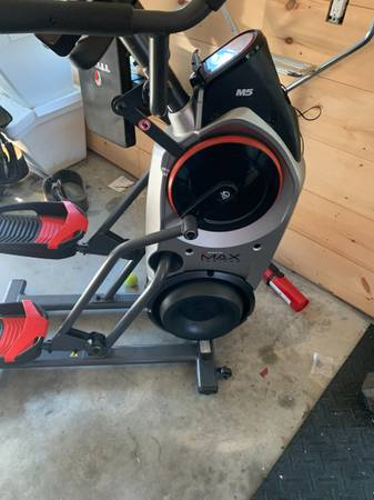Photo Bowflex Max Trainer M5 - $700 (martinsburg)