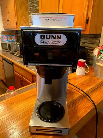 Photo Commercial Bunn Coffee Maker - $200 (Inwood, WV)