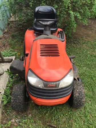 Photo For Sale Ariens Tractor Mower - $400 (Charles Town)