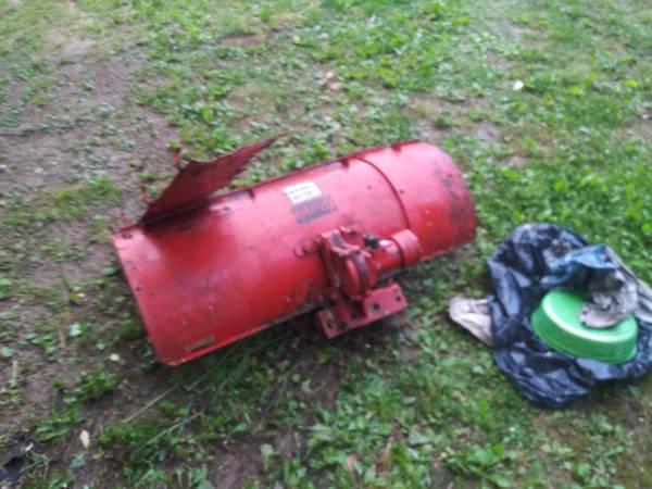 Photo Garden Plow Tiller - $120 (berkeley co. of martinsburg,wv25404)