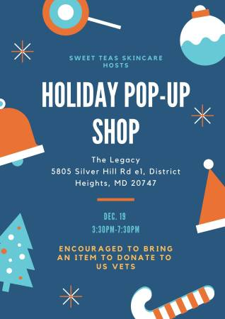 Photo HOLIDAY POP-UP with a PURPOSE (District Heights)
