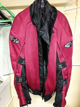 Photo Joe Rocket motorcycle mesh jacket - $50 (Hamilton)