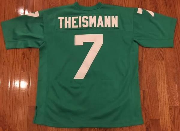 Photo Joe Theismann Adidas Notre Dame Football Jersey - $50 (Leesburg)