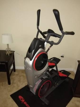 Photo Like new bowflex max trainer m5 - $850 (Shepherdstown)