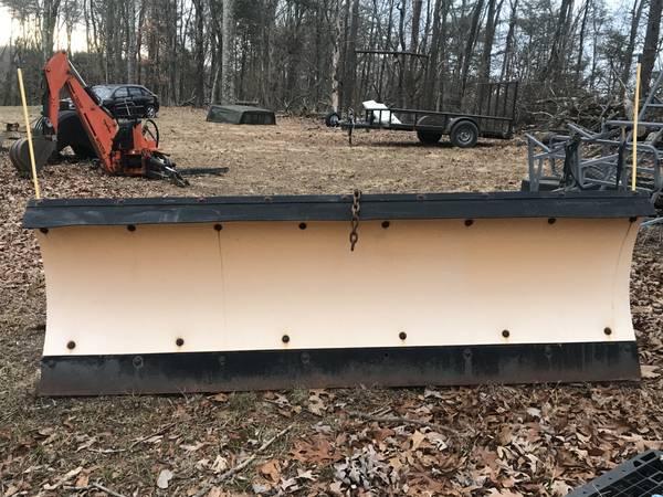 Photo Meyers Composite Snow Plow - $600 (Martinsburg WV)
