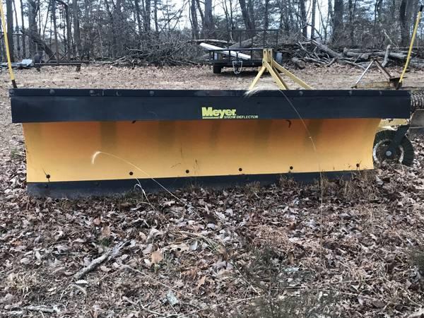 Photo Meyers Composite Snow Plow - $800 (Martinsburg WV)