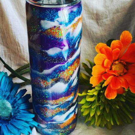 Photo Milkyway Stainless Steel Custom Tumbler - $40 (Saint James)