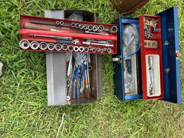 Photo Montgomery Wards POWR KRAFT TOOLS - $400 (Stevensville)