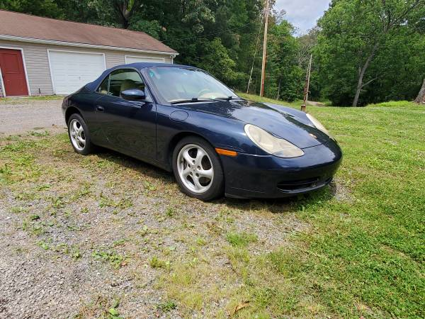 Photo Porsche 911 1999 996 Rolling Chassis - $4,950 (Berkeley Springs)