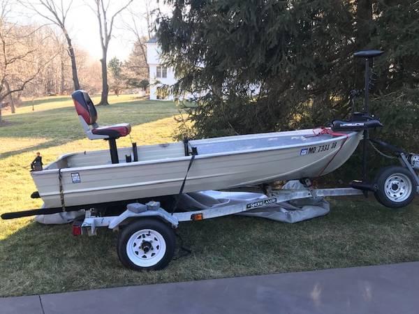 Photo StarCraft Marine 1239 Fishing  Jon Boat - $3,250 (Gaithersburg)