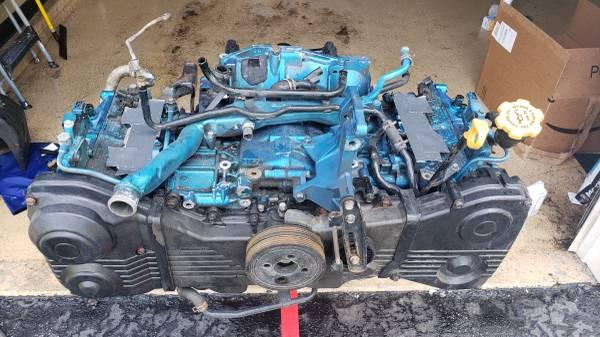 Photo Subaru 2.5L Turbo EJ255 Forged Long block WRX STI FXT - $2,500 (Falling Waters)
