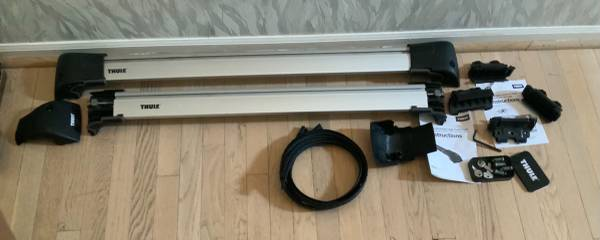 Photo Thule Complete Roof Rack System for Lexus NX 2015-2020 - $375 (Reston)