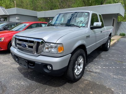 Photo Used 2011 Ford Ranger 4x4 SuperCab for sale