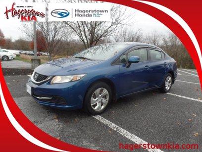 Photo Used 2013 Honda Civic LX Sedan for sale