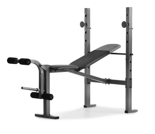 Photo Weider XR 6.1 Weight Bench and Rack Combo (New in Box) - $160 (Woodbridge)
