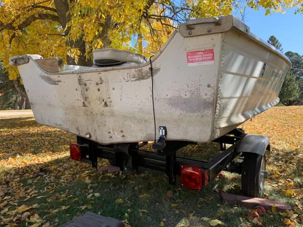 Photo 14 Starcraft boat with trailer - $1,200 (Graettinger)