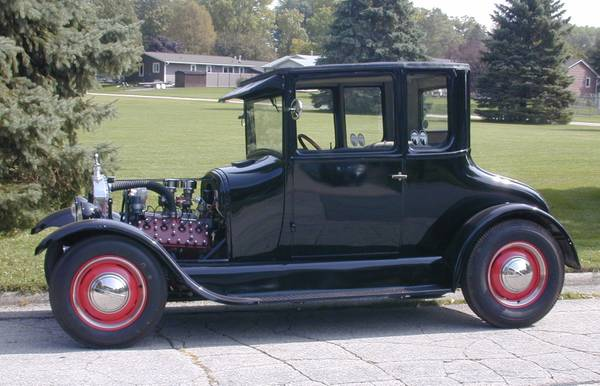 Photo 1926 ford Model T coupe - $20,000 (clear lake, Ia)