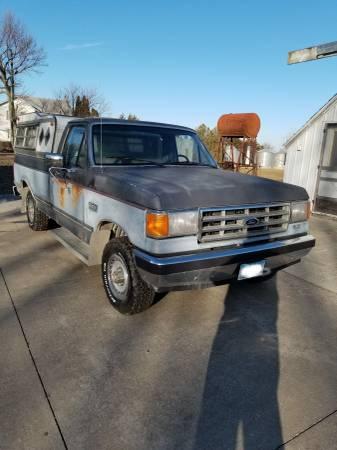 Photo 1988 Ford F150 XL 4X4 - $4,199