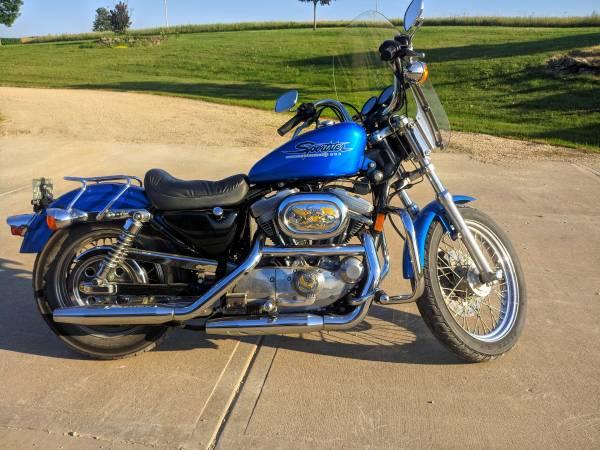 Photo 1997 Harley Davidson Sportster 883 - $3,200 (winona MN)