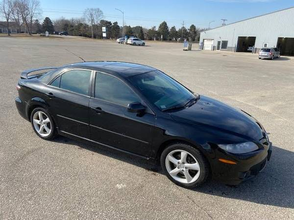 Photo 2007 Mazda 6 165k - $3350 (Hton Iowa)