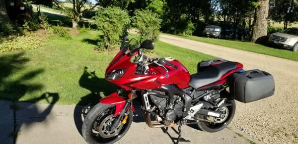Photo 2007 Yamaha FZ6 - $2,800 (Odin)