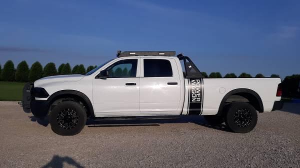 Photo 2012 RAM 2500 CREW CAB 4X4 POWER WAGON DODGE - $20500 (nw iowa)
