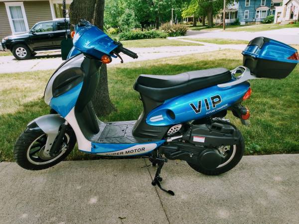 Photo 2020 motorcycle for sale - $900 (Clear Lake)