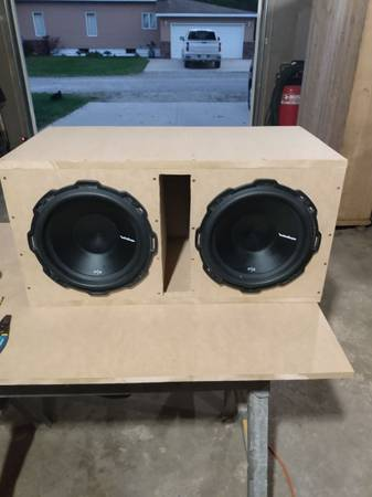 Photo 2 Rockford Fosgate P2 12quot subs - $325 (Manly)