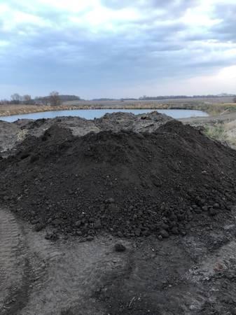 Photo Black dirt - $1 (Clear Lake, IA)
