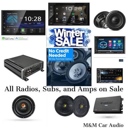 Photo Car Audio Winter Sale - $1,234 (Manly)