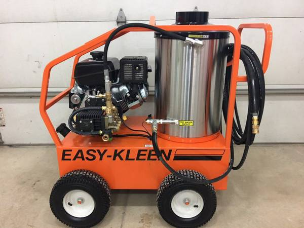 Photo Commercial 4000 psi Hot Water Washer - $2,650 (Janesville)