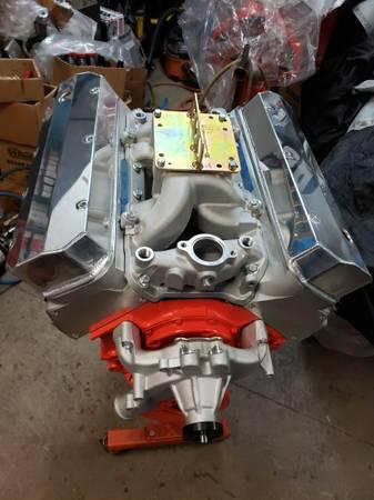 Photo Complete chevy 454 big block engine - $5,500 (Iowa)