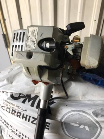 Photo Echo trimmer - $40 (Forest City)