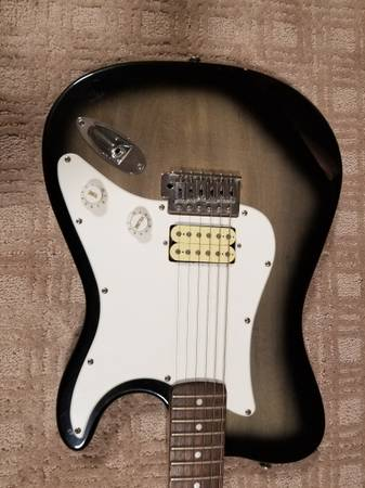 Photo First Act Electric Guitar - $80 (Mankato)