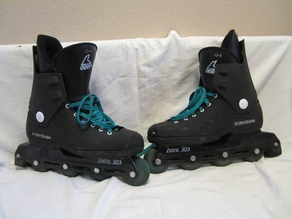 Photo In Line Skates Roller Blades - $20 (WATERLOO)