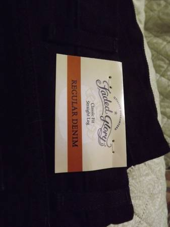 Photo Mens jeans including hunting clothes (C Douglas)